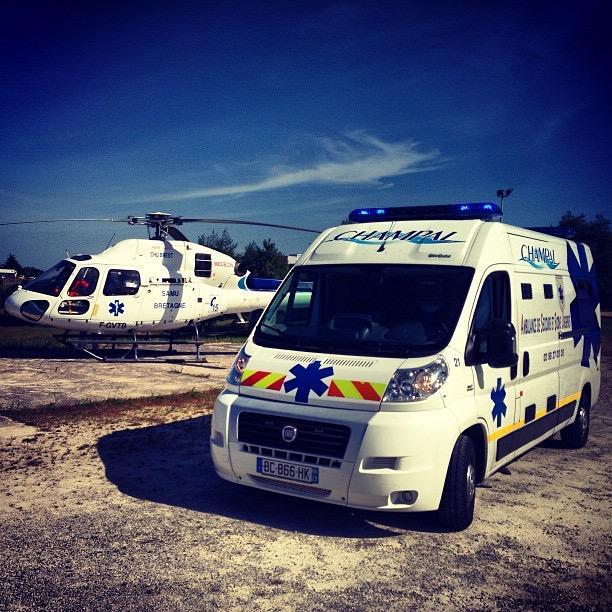 transport médicalisé en ambulance à Crozon   Ambulances Champal