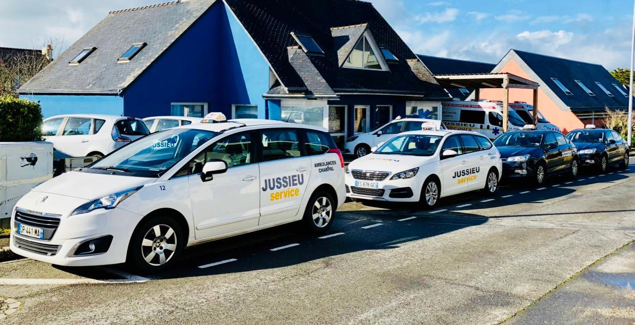 Taxi conventionné à Crozon | Ambulances Champal